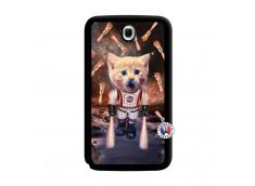 Coque Samsung Galaxy Note 8.0 Cat Nasa Noir
