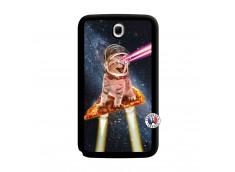 Coque Samsung Galaxy Note 8.0 Cat Pizza Noir