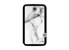 Coque Samsung Galaxy Note 8.0 White Marble Noir