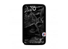 Coque Samsung Galaxy Note 8.0 Black Marble Noir