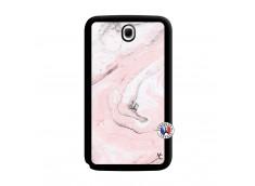 Coque Samsung Galaxy Note 8.0 Marbre Rose Noir