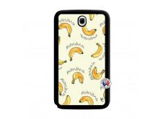 Coque Samsung Galaxy Note 8.0 Sorbet Banana Split Noir