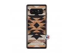 Coque Samsung Galaxy Note 8 Aztec Translu