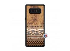 Coque Samsung Galaxy Note 8 Aztec Deco Translu
