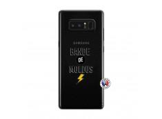 Coque Samsung Galaxy Note 8 Bandes De Moldus