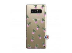 Coque Samsung Galaxy Note 8 Cactus Pattern