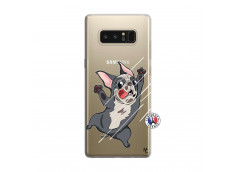 Coque Samsung Galaxy Note 8 Dog Impact