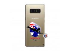 Coque Samsung Galaxy Note 8 Coupe du Monde Rugby-Australia