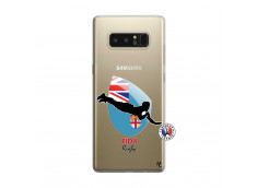 Coque Samsung Galaxy Note 8 Coupe du Monde Rugby Fidji