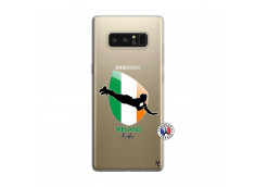 Coque Samsung Galaxy Note 8 Coupe du Monde Rugby-Ireland