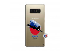 Coque Samsung Galaxy Note 8 Coupe du Monde Rugby-Samoa