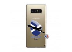 Coque Samsung Galaxy Note 8 Coupe du Monde Rugby-Scotland