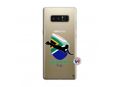 Coque Samsung Galaxy Note 8 Coupe du Monde Rugby-South Africa