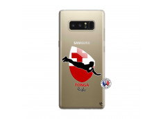 Coque Samsung Galaxy Note 8 Coupe du Monde Rugby-Tonga