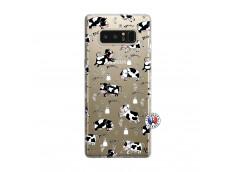 Coque Samsung Galaxy Note 8 Cow Pattern