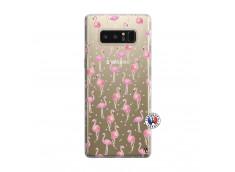 Coque Samsung Galaxy Note 8 Flamingo