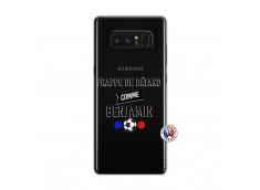 Coque Samsung Galaxy Note 8 Frappe De Batard Comme Benjamin