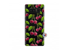 Coque Samsung Galaxy Note 8 oh ma Cherry