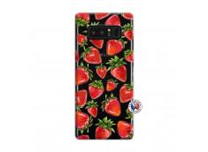Coque Samsung Galaxy Note 8 Ramène ta Fraise