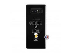 Coque Samsung Galaxy Note 8 Gouteur De Biere