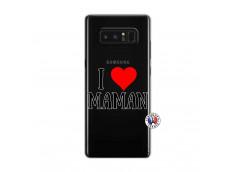 Coque Samsung Galaxy Note 8 I Love Maman