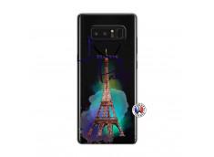 Coque Samsung Galaxy Note 8 I Love Paris