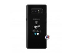 Coque Samsung Galaxy Note 8 Je Crains Degun
