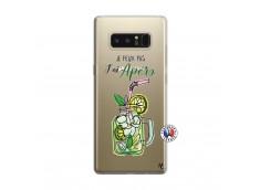 Coque Samsung Galaxy Note 8 Je peux pas J'ai Apéro