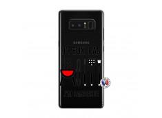 Coque Samsung Galaxy Note 8 Je Peux Pas J Ai Barbecue
