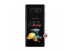 Coque Samsung Galaxy Note 8 Je Peux Pas J Ai Bricolage
