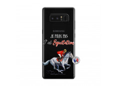 Coque Samsung Galaxy Note 8 Je Peux Pas J Ai Equitation