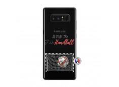 Coque Samsung Galaxy Note 8 Je peux pas j'ai Handball