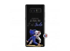 Coque Samsung Galaxy Note 8 Je peux pas j'ai Judo