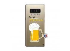 Coque Samsung Galaxy Note 8 Je peux pas J'ai la Pression