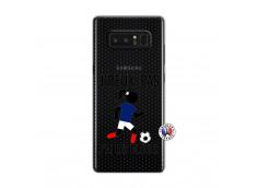 Coque Samsung Galaxy Note 8 Je Peux Pas J Ai Les Bleues Maillot