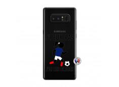 Coque Samsung Galaxy Note 8 Je Peux Pas J Ai Les Bleues