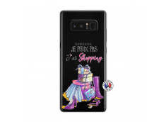 Coque Samsung Galaxy Note 8 Je Peux Pas J Ai Shopping