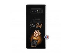 Coque Samsung Galaxy Note 8 Je Peux Pas J Ai Soif