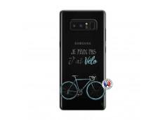Coque Samsung Galaxy Note 8 Je Peux Pas J Ai Velo