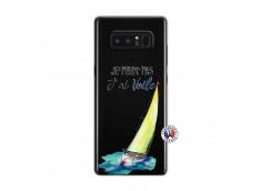 Coque Samsung Galaxy Note 8 Je Peux Pas J Ai Voile