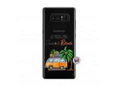 Coque Samsung Galaxy Note 8 Je Peux Pas Je Suis A La Retraite