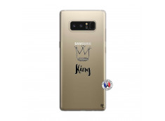 Coque Samsung Galaxy Note 8 King
