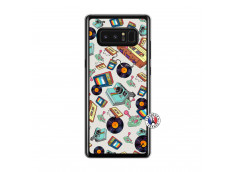 Coque Samsung Galaxy Note 8 Mock Up Translu