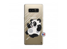 Coque Samsung Galaxy Note 8 Panda Impact