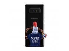 Coque Samsung Galaxy Note 8 Papa Super Heros