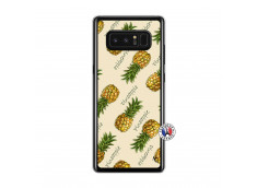 Coque Samsung Galaxy Note 8 Sorbet Ananas Translu