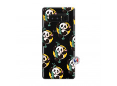 Coque Samsung Galaxy Note 8 Pandi Panda