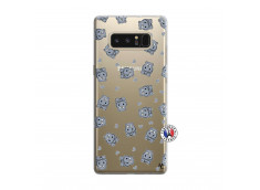 Coque Samsung Galaxy Note 8 Petits Hippos