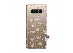 Coque Samsung Galaxy Note 8 Petits Moutons