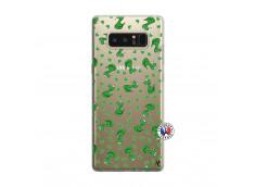Coque Samsung Galaxy Note 8 Petits Serpents
